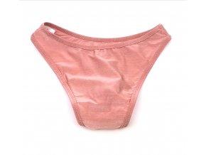 Dámská tanga růžová Gios (Velikost S/M)