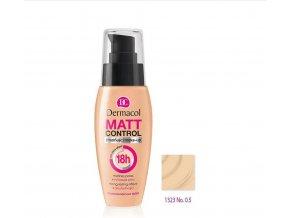 Dermacol MATT Control- zmatňující make-up (make up 6)