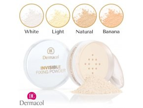 dermacol fixing powder all colours 1