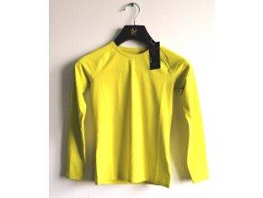 Junior elastické funkční triko- dlouhý rukáv Tommie Copper (Velikost L)