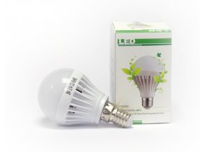 LED žárovka 3W 25W E14 Denní tepla bílá