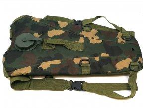 KMS- Camel bag, 3l- multifunkční vak na vodu (Barva olivová)