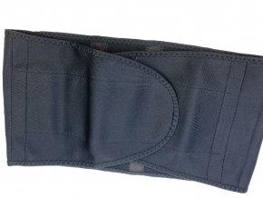 Bederní pás - černý (Velikost XL)