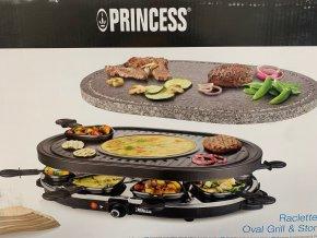 16187 rakletovaci gril princess pro 8 osob