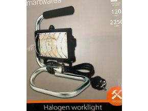 16280 pracovni halogen smartwares 120w