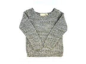 Holčičí pletený svetr - Knot so Bad