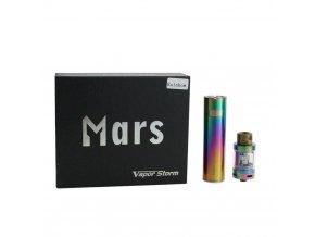 Electronic Cigarette Vapor Storm Mars Kit 48W EC2 Coil 2ml Capacity Tank 2600mah Battery Vape Pen