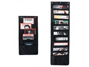 120cm 70 Magazines File Organizer Storage Hanging Bags Pockets Hooks Cloth books Folder Wall Door for.jpg 960x960