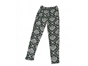 Dámské kalhoty s hřejivým plyšem- EVONA