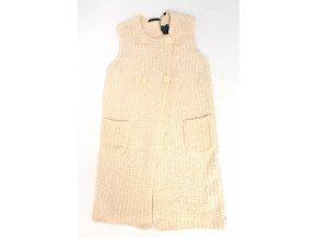 Dámská pletená vesta Marc O´Polo krémová