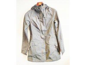 Dámský multifunkční kabát Bench šedý