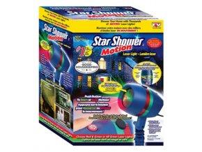 Star shower Motion- světelná laserová dekorace
