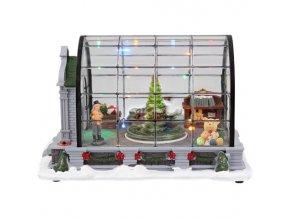 Magic Willage- vánoční hrající scéna