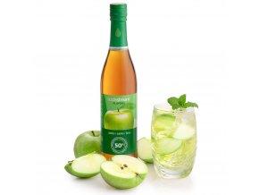 SodaStream Sirup 50% ovocné složky 440ml sklo