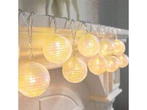 GIRLANDA DUZE LAMPKI KULE SWIECACE LED BALL EAN 8718964051021