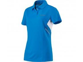 HEAD, dětské/dámské sportovní polo triko, modré
