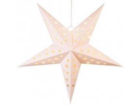 toro papierova vianocna hviezda 4led toro 60cm 8591177092490 1813355