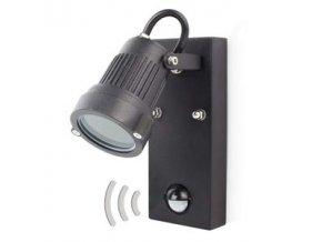 Venkovní nástěnné svítidlo Laurenz detektorem pohybu Smartwares