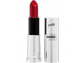 p2 Cosmetics / Full Shine lipstick / Rtěnka