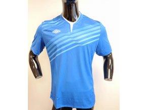 Pánský funkční dres Umbro, krátký rukáv, modrý