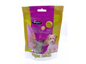 Doplňkové krmivo pro psy Papillon Vegan Snack 70g