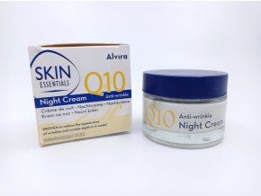 Alvita Q10 Anti- wrinkle- noční krém