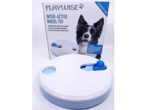 Playwise Interaktivní hračka pro psy