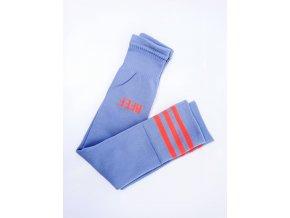 Štuplny Adidas FEF A Socks P CW5665 šedé