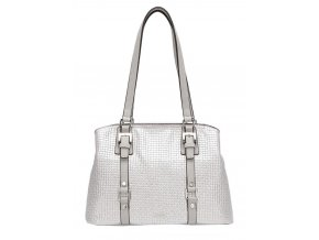 Tamaris kabelka Malou přes rameno, stříbrná