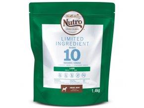 vyr 19007 NUTRO Dog Grain Free Adult Medium Lamb 1 4kg 1