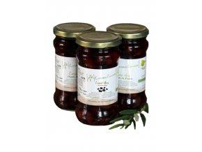 cerne olivy v olivove oleji lozano cervenka 145 g