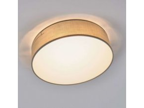 Textilní stropní svítidlo Ceiling Dream 40 cm Smartwares, šedé
