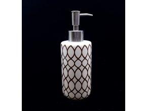 Dávkovač mýdla keramický Casserina
