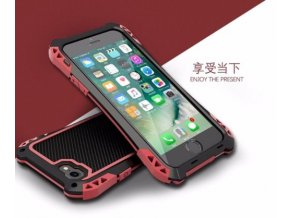 iPhone 7 R Just AMIRA Case Black Red 03