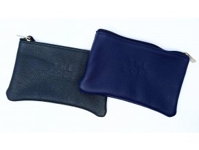 Praktické kožené pouzdro THE CODE, 20x12cm