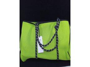 Dámská taška přes rameno z neoprenu Tommasini