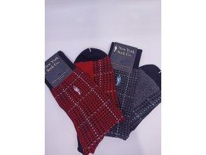 Pánské ponožky New York Sock Co.