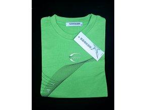 chlapecké tričko KOOKON, zelené