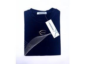 chlapecké tričko KOOKON, tmavě modré