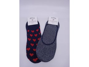 Dámské neviditelné ponožky Fabsox