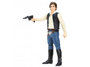 the force awakens return of the jedi value 6 inch han solo b6334