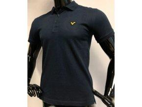 Pánské/ chlapecké triko s límečkem Voi Jeans Co.  modré