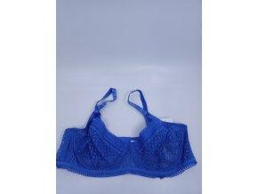 Dámská krajková podprsenka Billetdoux, modrá