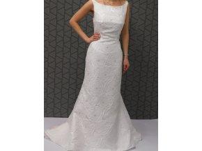 Svatební šaty Elisabeth Barboza Collete velikost 38-40