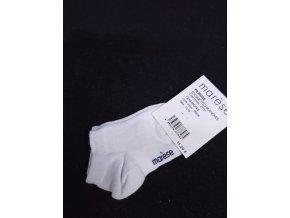 Dětské ponožky Marése Pilirose - bílé