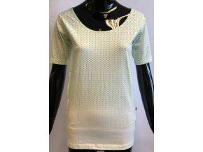 Dámské bavlněné triko ATZ, bílé
