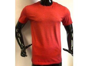 Pánské triko Carnet de vol , červené