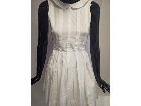 Dívčí slavnostní šaty Marése, bílé