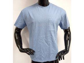 Pánské triko s krátkým rukávem  MVP, modré