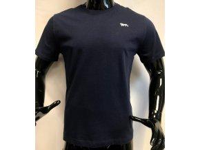 Pánské triko Lonsdale, tmavě modré